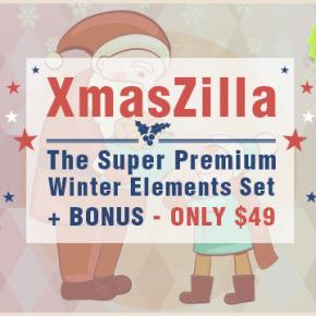 XmasZilla-preview