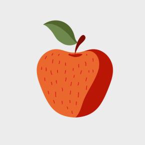 pixel77-free-vector-apple-0955-600x600