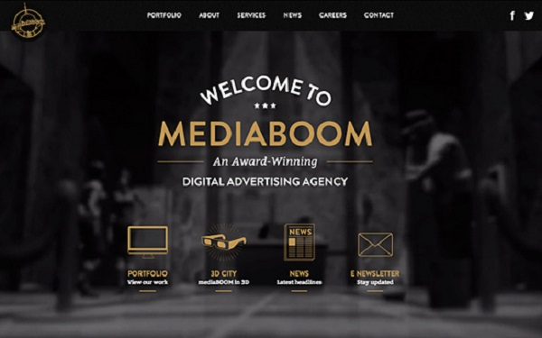 6 awesome websites with video background pixel77 Video websites