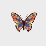 pixel77-free-vector-butterfly-0970-600x600