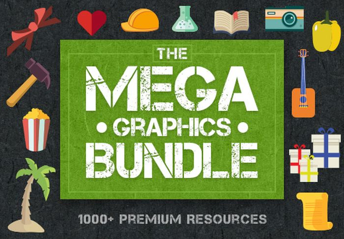 mega graphics bundle