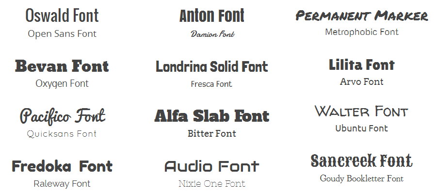 Font Pairing  Good Font For Resume